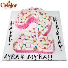 celejor cake shop ab 1010 a alphabet cream cakes alphabet cakes