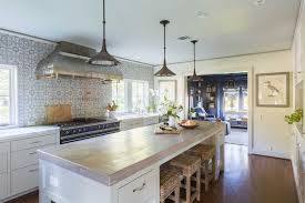 Mixed Metals Kitchen by 12 Tips For Renovating Your Kitchen Houston Chronicle