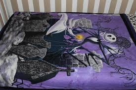 Jack Skellington Comforter Set Skellington Nightmare Before Christmas 5 Piece Nursery Bedding Sets