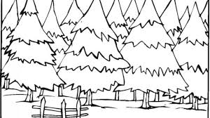 free printables archives elegance enchantment forest coloring page printable pages free tropical