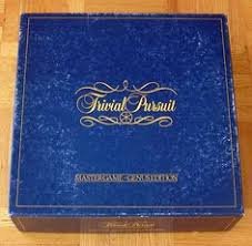 80s Trivial Pursuit Trivial Pursuit Board Game Toys Of The 80 U0027s Pinterest