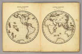 david rumsey historical map collection 19th century maps by children