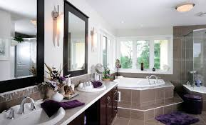 bathroom tub decorating ideas fresh designs built around a corner bathtub