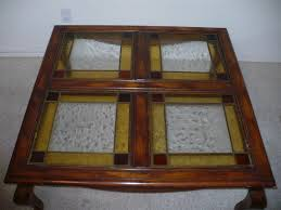 beautiful coffee tables this is a beautiful coffee table with a stained glass top βιτρω