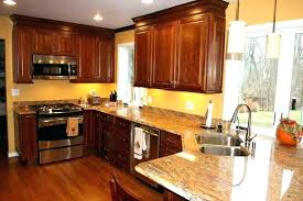 kitchen wall color red oak cabinets kitchen wall colors with oak cabinets blue kitchen