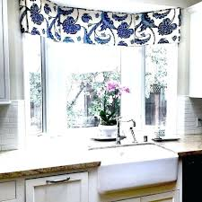 kitchen window valances ideas window valance ideas simplir me