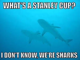 San Jose Sharks Meme - the best memes of the penguins sneaking past the sharks in game 1