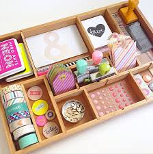 17 ways to organize your craft supplies brit co