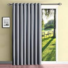 Patio Door Curtains Patio Sliding Doorn Panels Insulatedns With Wand For 42 Beautiful