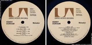 paramount matador kenny dorham matador 1962 ua re londonjazzcollector