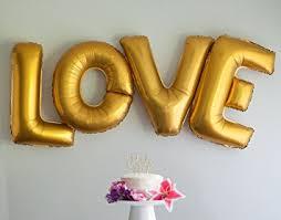 letter balloons ella celebration letters gold balloons 40 inch