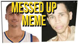 Stephen Curry Memes - cancer survivor becomes a stephen curry meme ft d trix david so