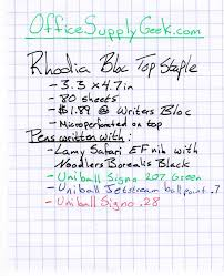 write on lined paper online rhodia bloc top staple graph paper notebook review officesupplygeek rhodia notebook graph paper writing sample