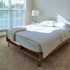 Wood Bed Legs Furniture How To Tell If You Have Cool Bed Legs Bugs Four Ways