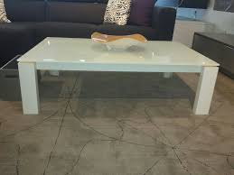 Calligaris Coffee Table by Omnia Coffee Table White Gloss Lacquer White Top Pomphome