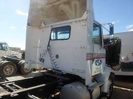 volvo white trucks for sale volvo wia salvaged truck cab for a 1985 gmc volvo white wiat for
