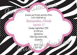 free printable zebra birthday party invitations pin by drevio invitation on free printable birthday invitation