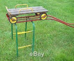roller coaster for backyard c1960 wheelmaster roller coaster withtrack backyard playground