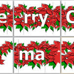 christmas banner template merry christmas banner editable