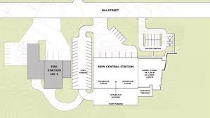 Fire Department Floor Plans Cottage Grove City Council Approves New Fire Station Plans Swc