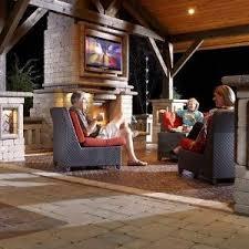 outdoor livingroom outdoor living by mr mulch
