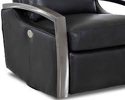 Leather Swivel Recliner American Made Leather Swivel Recliner Cl238 Usa Made