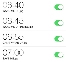Alarm Meme - alarm wake me up inside can t wake up know your meme