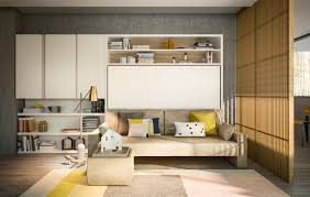 Small Bedroom Murphy Beds Pull Down Wall Bed Tags Inspiring Ideas Of Murphy Bed For Small