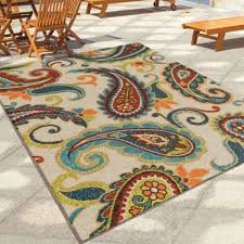 Outdoor Rv Rugs by Indoor Outdoor Area Rug Carpet 5 U00272