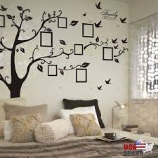 Tree Wall Decals For Living Room Winter Tree Wall Decal Project Awesome Living Room Wall Decals