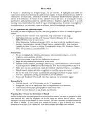 gwsb resume template accomplishment 2 situation action result