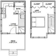 12x20 house w loft 12x20h1 460 sq ft excellent floor