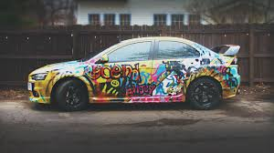 why you should give your car a shitty paint job