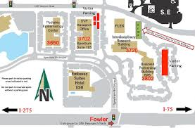 map usf florida inventors of fame directions map florida
