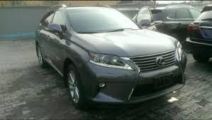 lexus rx 350 for sale nairaland real smooth toks 2015 lexus rx350 premium edition autos nigeria