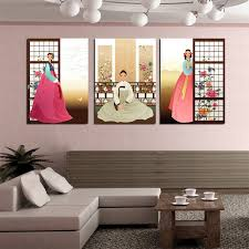 Korean Home Decor Compare Prices On Modern Korean Paintings Online Shopping Buy Low
