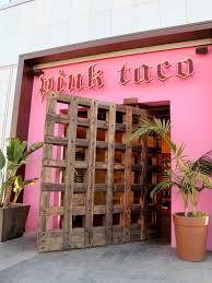 la goes loco for pink taco tuesday viva la foodies