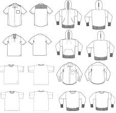 64 best t shirt template images on pinterest templates collars