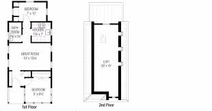Home Design For 650 Sq Ft 7 Ideal Small House Floor Plans Under 1 000 Square Feet