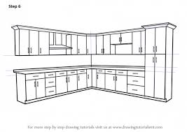 How To  How To Draw Kitchen Cabinets Inspiring Photos Gallery - Draw kitchen cabinets