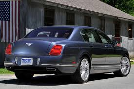 blue bentley interior 2013 bentley continental flying spur speed information and