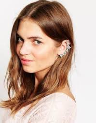 ear cuffs aldo aldo draelle ear cuff bridal accessories