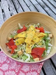 cuisiner chou pointu salade de chou pointu aux noisettes ma p tite cuisine