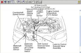 1997 honda accord stuck in 4th gear transmission problem 1997