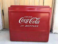 coca cola fridge glass door coca cola refrigerator ebay
