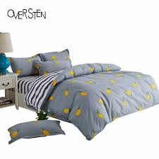 King Single Bed Linen - oversten dobby style double single bedding set twin queen king