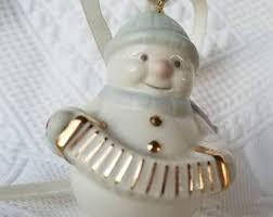 lenox ornament etsy