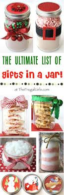 personalized food gifts looking for some gifts in a jar ideas for your christmas make