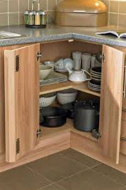 kitchen cabinet space corner storage 46 corner kitchen cabinets ideas that optimize your kitchen