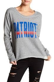 patriots sweater junkfood patriots sweatshirt nordstrom rack